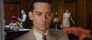 Nick in Brooks Brothers suitThe Great Gatsby 2013 - fashion in film.PNG